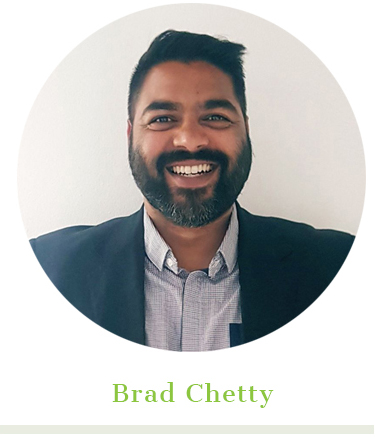 Brad Chetty Recruitment Consultant